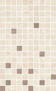 MM6267A Декор Мармион беж мозаичный 25х40х8 - фото 18565