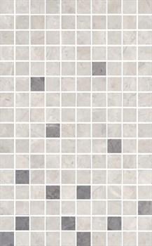 MM6268A Декор Мармион серый мозаичный 25х40х8 - фото 18568