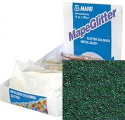 Затирка MAPEGLITTER GREEN 100 г - фото 18011