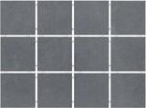 1290 Амальфи серый темный, полотно 30х40 из 12 частей 9,9х9,9 9,9х9,9х7