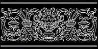 STG/B509/16005 Декор Авеллино 7,4х15х6,9