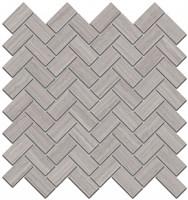 190/002 Декор Грасси серый мозаичный 31,5х30х11