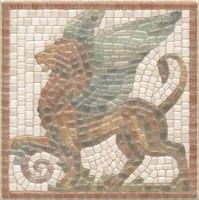 HGD/A139/17000 Декор  Виченца Лев 15х15х6,9