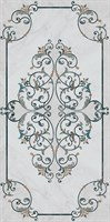 SG570102R Парнас декорированный лаппатированный 80х160х11