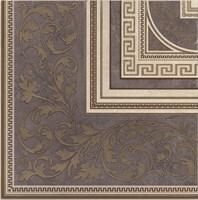HGD/A111/SG1596L Декор Орсэ ковер угол лаппатированный 40,2х40,2х8