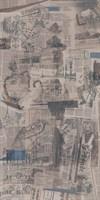 SG590700R Коллаж декорированный обрезной Ковер