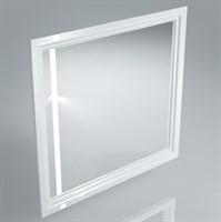 PO.mi.80\WHT  Панель с зеркалом POMPEI белый