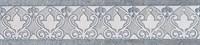 HGD/B38/SG1550L Бордюр Монтаньоне серый лаппатированный 40,2х9,5х8