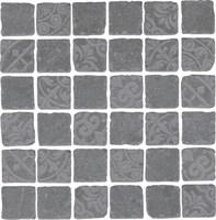 SBM007/DD6405 Декор Про Фьюче серый темный мозаичный 30x30x11