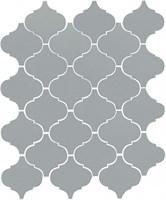 65012 Арабески глянцевый серый 26х30х7