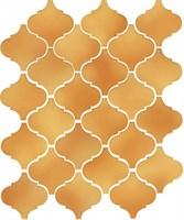 65009 Арабески Майолика желтый 26х30