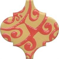 OS/A39/65000 Декор Арабески Майолика орнамент 6,5х6,5х7