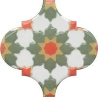 OS/A40/65000 Декор Арабески Майолика орнамент 6,5х6,5х7