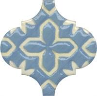OS/A37/65000 Декор Арабески Майолика орнамент 6,5х6,5х7