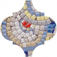 OP/A169/65000 Декор Арабески Майолика Гауди 6,5х6,5х7