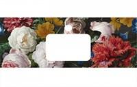PL2.VT95\120 Спец. изделие для раковин, встраиваемых сверху, 120 см Парк Роз (Флауэрс)
