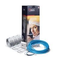 MILLIMAT/150 1200W -  (8 m2)  двухжильная кабельная сетка для полов уменьшенной толщины на клеевой основе
