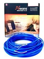 TXLP/1 1400/17 комплект одножильного нагревательного кабеля с алюминиевым экраном (82,3 п.м.)