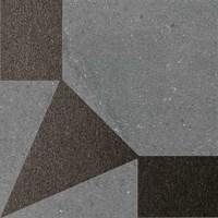 SBD037/SG1591 Декор Матрикс серый тёмный 20x20x8