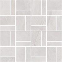 T021/DD2037 Декор Про Слейт серый светлый мозаичный 30x30x11