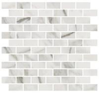 MM13105 Декор Буонарроти белый мозаичный 32x30x11