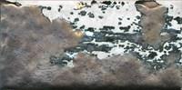 TG/A04/19065 Декор Граффити металл серый светлый 20x9,9x8